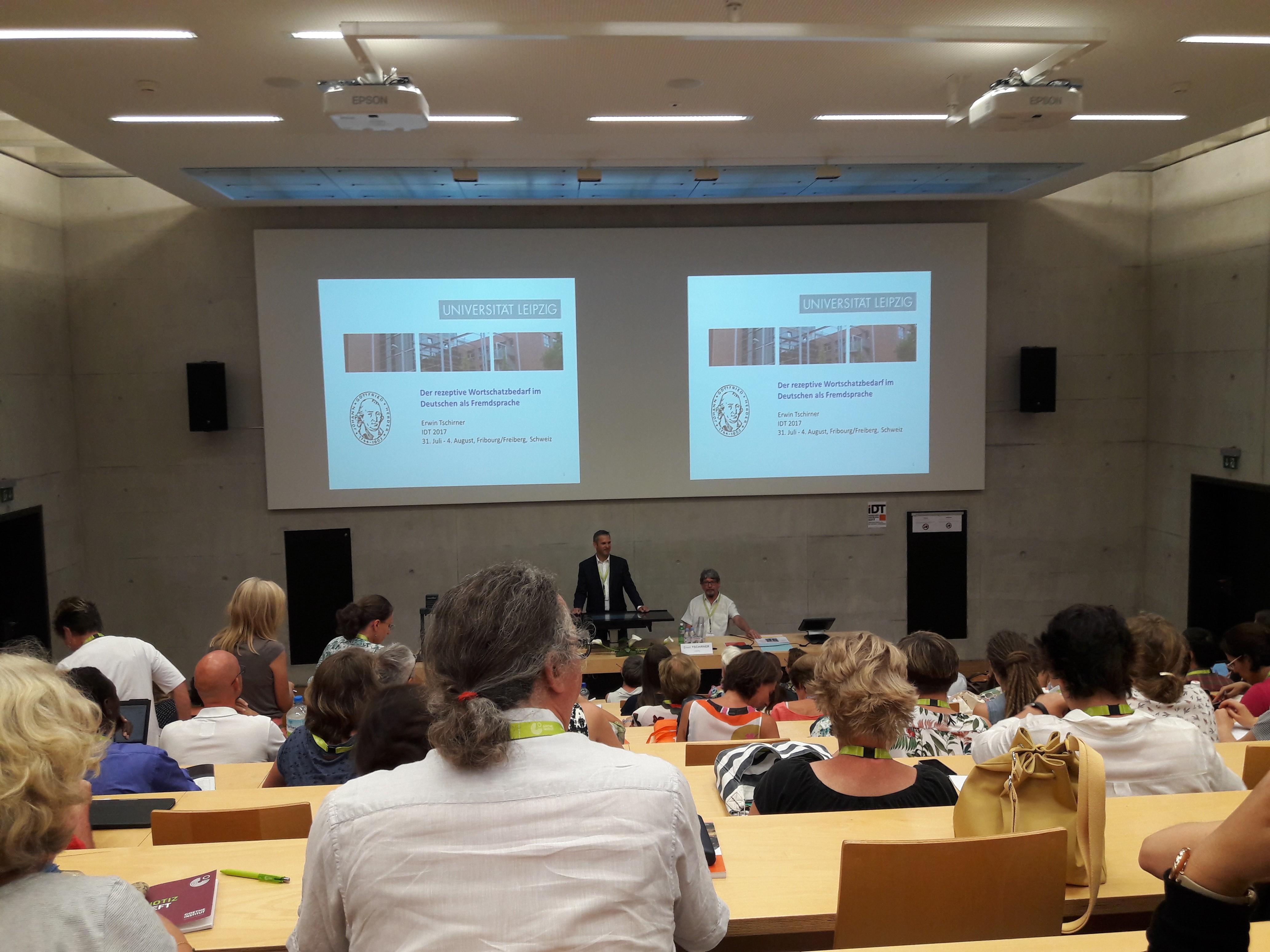 Internationale DeutschlehrerInnen-Tagung 2017
